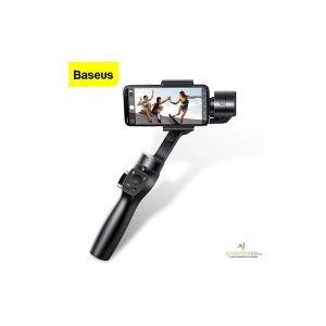 Baseus 3-Axis Handheld Gimbal Stabilizer Bluetooth Selfie Stick Camera Video Stabilizer Holder For IPhone Samsung Action Camera