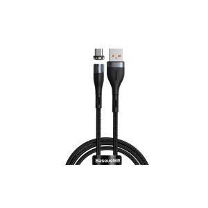 Baseus CAMXC-KG1 Micro USB Magnetic Zinc Cable 2.4A 1m