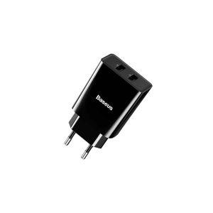 Baseus CCFS-R01 10.5w Speed Mini Dual USB Travel Charger