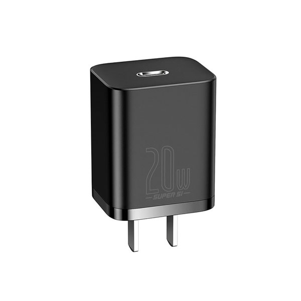 Baseus CCSUP-A01 20W Super Si Quick Charger For Iphone 12 Series