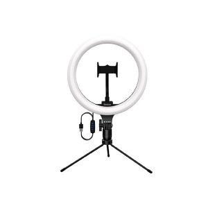 Baseus CRZB10 A01 Photo Ring Flash Fill Light LED Lamp 10 Mini Desk Tripod