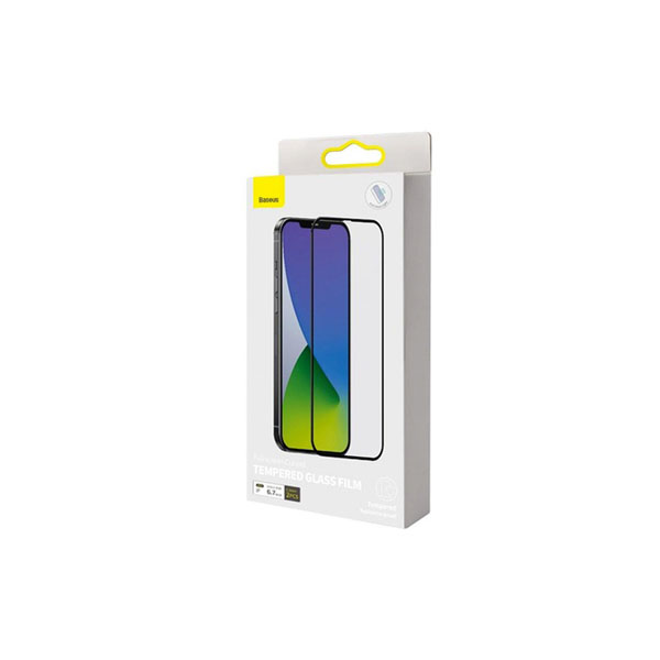 Baseus iPhone 12 6.1 Glass Protector Anti Bluelight