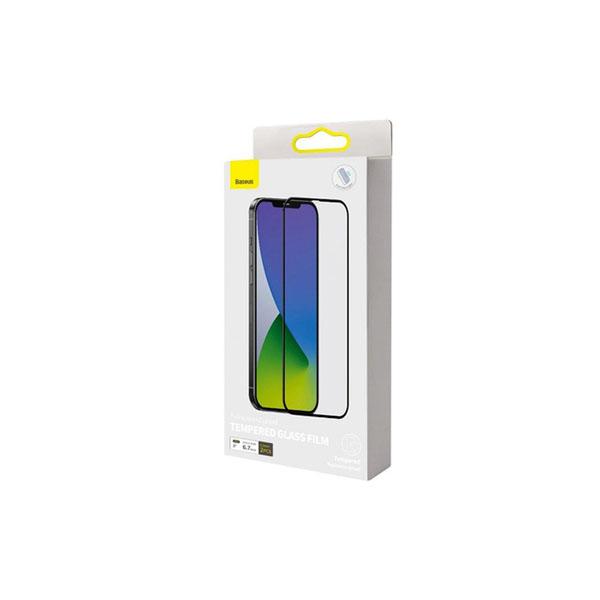 "Baseus iPhone 12 6.7"" Glass Protector Anti Bluelight"