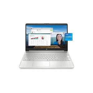 HP 15-Du3501TU i5-1135G7-8GB, 1TB, 15.6 LED HD,W10 Home, Natural Silver
