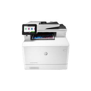 HP LASERJET CLJ PRO 400 M479FNW MFP Printer