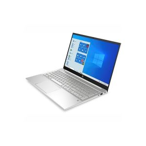 "HP Pavilion 15-EG0122TX Ci7-1165G7-12GB,512SSD,MX450 2GB,Graphics, 15.6"" FHD BV LED SVA slim, W10 Home, Natural Silver"