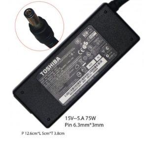 Toshiba Tecra 15V/5A Laptop AC Adapter Charger