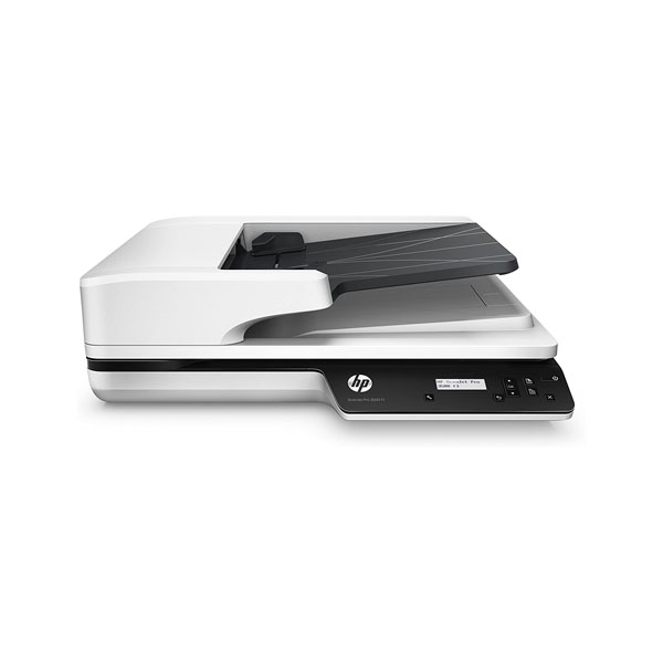 HP SCANNER HP SJ Pro 3500 F1 FLATBED
