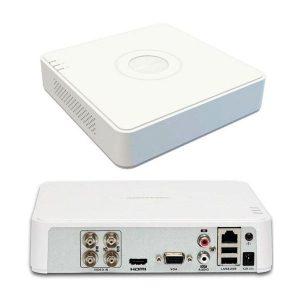 Hikvision DS-7104HGHI-F1 4-ch 1080p Mini 1U Lite H.264 DVR Camera