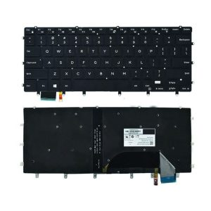 Dell XPS 15 9550 9560 9570, Precision 15-5510 M5510, Inspiron 15 7558 7568 Laptop Keyboard